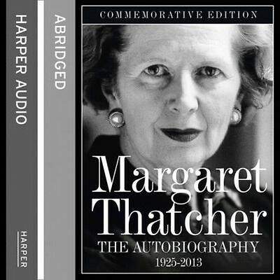 Margaret Thatcher: The Autobiography by Margaret Thatcher Paperback Book