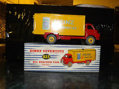 Dinky no 923 - Big Bedford Van Heinz beans vn/mint with near mint box original