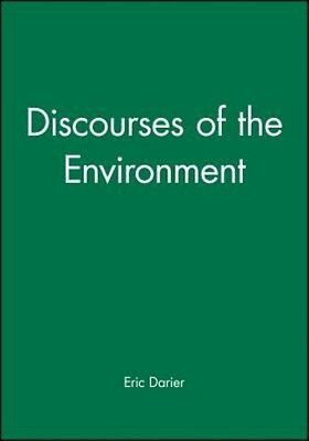 Discourses of the Environment by Darier Hardcover Book (English)