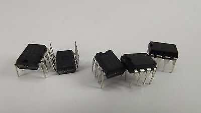 5PCS UC3843AN UC3843  3843 DIP-8 PWM Controller IC NEW us stock