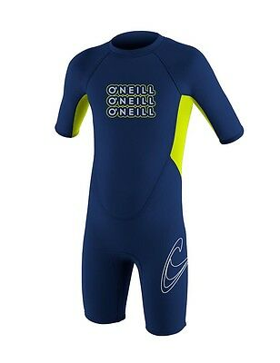 O'Neill Reactor Toddler 2mm Wetsuit.  New. Size 3. 108-118cm