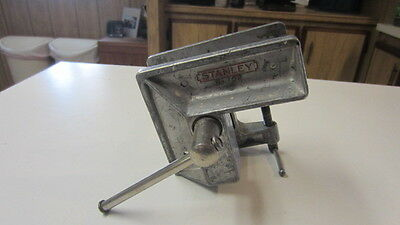 Stanley No. 702 Aluminum Bench Vise Clamp, 5 in.