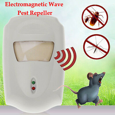 BG855 Multi-purpose Electromagnetic Wave Pest Repeller Mouse Anit Cockroaches