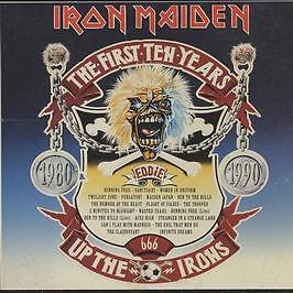 Iron Maiden - The First 10 Years - EMI - 1990 #403209