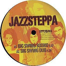 Jazzsteppa - Big Swing Sound - Studio Records - 2009 #298347
