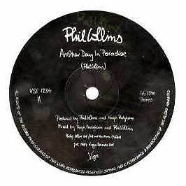 Phil Collins - Another Day In Paradise - Virgin - 1988 #22204
