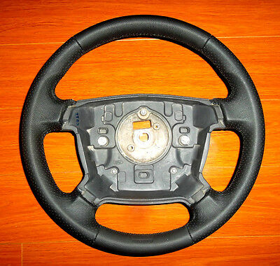 Ford Falcon BA BF MOMO XR SR FPV GT perforated leather steering wheel.NEW