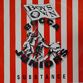 Bocca Juniors - Substance (Red & White) - Boys Own - 1991 #189