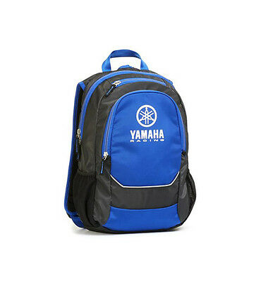 New Official Yamaha Factory Racing Blue Back Pack  - 16 77015