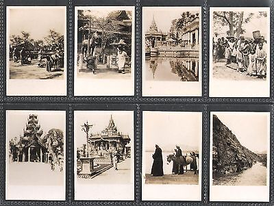 1928,cavanders Ltd,peeps Into Many Lands-Second Series,set Of 36 Cards-Right