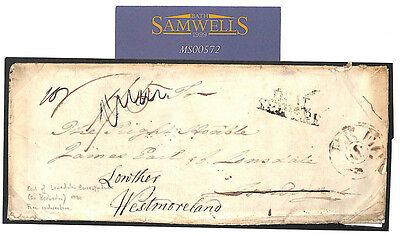 MS572 1788 BARBADOS Per SHIP LETTER DEAL *Lonsdale* Forwarded *FREE* Westmoreld