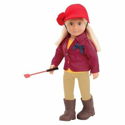 Our Generation Ready to Ride 18 inch Deluxe Doll Outfit