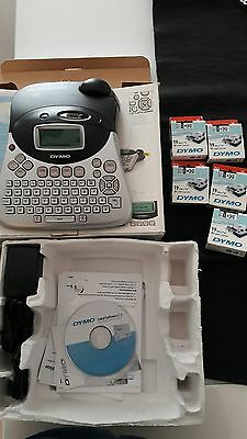 Etichettatrice Dymo label manager 450D