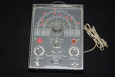 One Lafayette Co. Signal Generator/Tracer Model KT-208