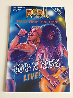 Guns N Roses Rock N Roll Comics 1st Press Tales From The Tour #43 Nr Mint-Mint