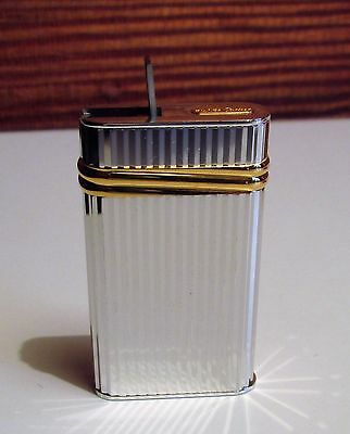 Cartier Boite à pilules Trinity Pill Box - Silver & gold Plated - Vintage 1989