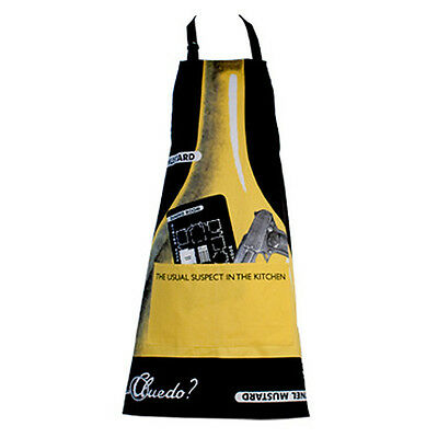 Colonel Mustard Cluedo Apron by Gift Republic