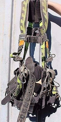 Miller Honeywell Aircore Full-Body Fall Protection Harness Use