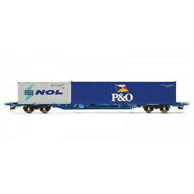 Hornby R6485 Kfa Container Wagon 93482 Brand New!
