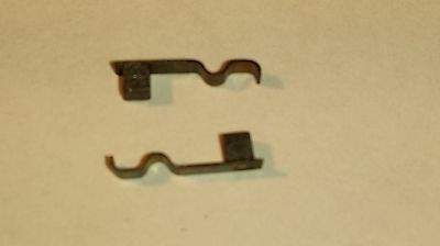 """Hornby X567 Pair Of Carbon Brushes For """"00"""" Gauge X500 Rocket Motor Pb"""