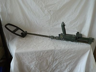 Ex Army Vallon VMH3CS Metal Mine Detector Kit Fully Working in Soft Case [4PLO1]