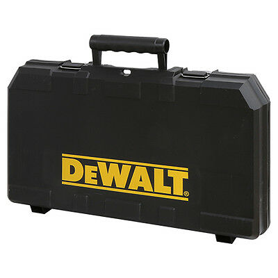 Dewalt Cordless Reciprocating Saw Hard Case for DCS380 DCS381 DC385 BRAND NEW!