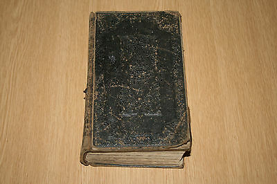 Antique The Holy Bible Containing the Old and New Testaments,J.Smith 1804