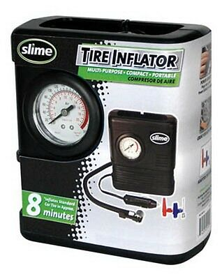 ITW Slime, 12V Tire Inflator With Gauge COMP02