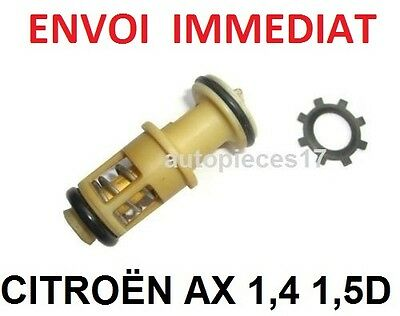 Kit Joints + Clips +Notice Reparation Panne Support Filtre Gazoil  Citroën Ax
