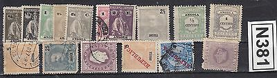 Portugal & Colonies Stamps