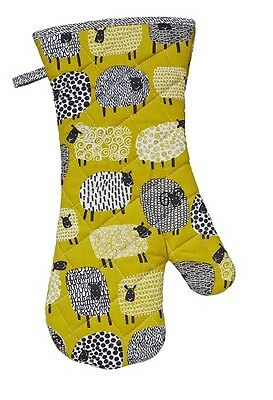 Dotty Sheep Oven Gauntlet by Ulster Weavers