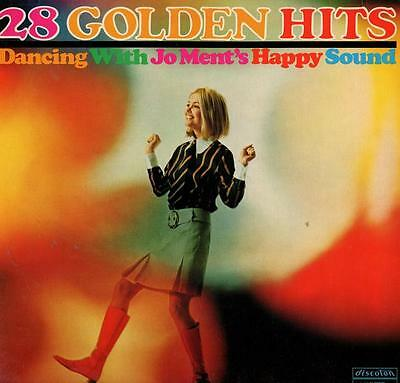 28 golden Hits Dancing with Jo Ment´s happy Sound