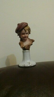 porcelain bisque bust