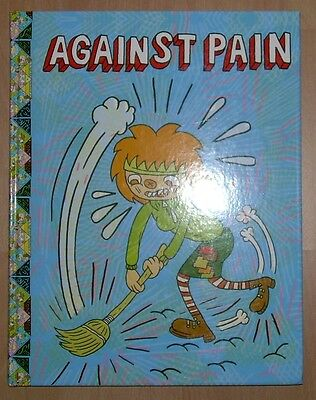 Ron Rege Jr  Against Pain ( In English ) Drawn & Quarterly