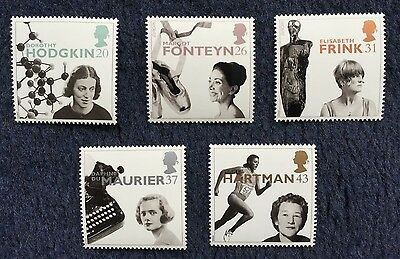 1996 GB Women Stamp set mint MNH at FACE VALUE!