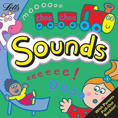 Pre School Sounds (Letts Fun Learning) Paperback Book The Cheap Fast Free Post