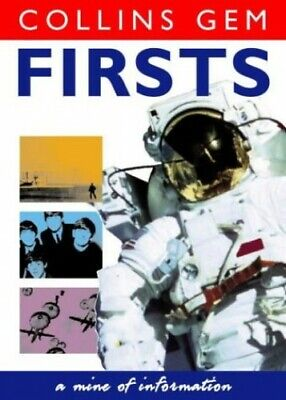 Firsts (Collins Gem) by Henderson, Elaine Paperback Book The Cheap Fast Free