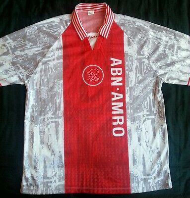 Official merchandising Ajax Amsterdam football shirt Large