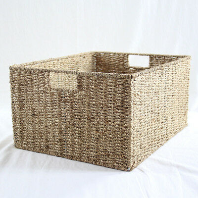 New  Sea Grass Storage Basket