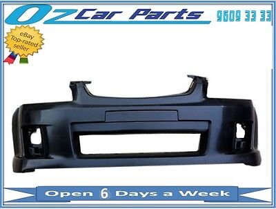 Holden Commodore Ve Ss Sv6 Series 1 Front Bumper Bar Plastic New