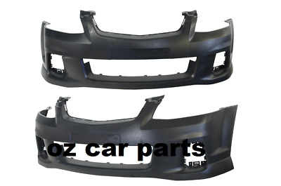 Holden Commodore Ve Ss Sv6 Series 2 Front Bumper Bar Plastic New