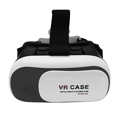VR Case RK3Plus 3D Virtual Reality VR Glasses Headset