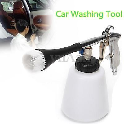 Car Tornado Interior Dry Deep Cleaning Tool Set Air Cleaning Wash Equipment New