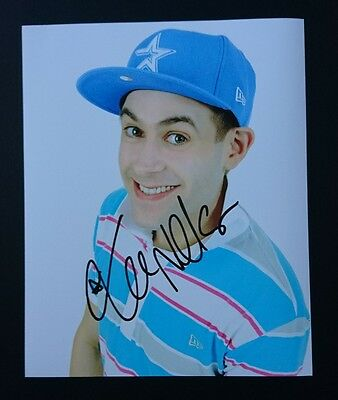 Simon Brodkin Lee Nelson signed 10x8 photo PROOF AFTAL