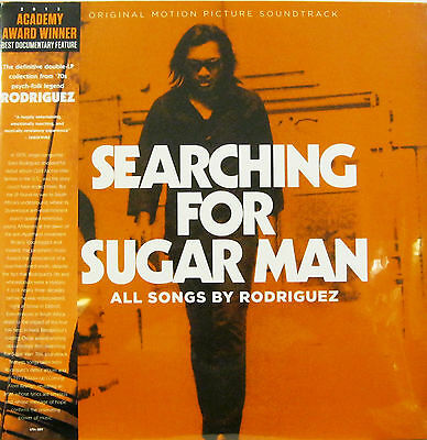 """RODRIGUEZ  """"SEARCHING FOR SUGAR MAN""""   2 lp limited edition sealed"""