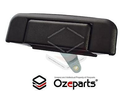 Tail Gate Tailgate Outer Handle For Toyota Hilux Ute 1988~2015 (Texture Black)