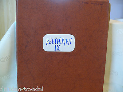Collection Litolff . No. 209 Beethoven Symphonie 9. Op.125