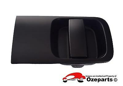 Hyundai ILoad / IMax 08~15 RH Right Hand OUTER SLIDING Door Handle Matte Black