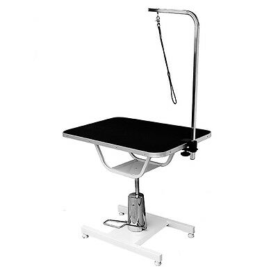 hydraulic dog grooming table GRADED STOCK 51