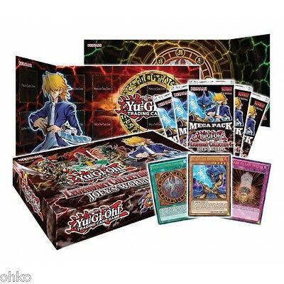 Yu Gi Oh! - Legendary Collection 4 Joeys World Box Set - Lcjw - Brand New Sealed